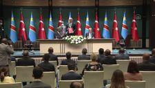 Türkiye ile Demokratik Kongo Cumhuriyeti arasında 3 anlaşma imzalandı