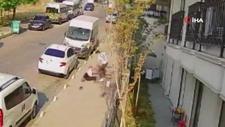 Bahçelievler'de hırsız kovalayan çocuk