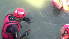 Eskişehir'de 3 kişiyi arama çalışmalarında 6 kemiğe rastlandı