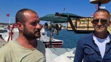 Zonguldak'ta kum yüzünden balıkçı tekneleri limana yanaşamıyor
