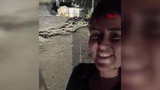 Kars'ta 'Bebiş' adını verdiği ayı ile selfie yaptı