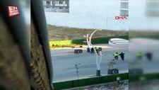 Kırıkkale'de, tartıştığı şahsı bacağından vurdu