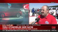Mustafa Varank: Yerli otomobil 2022'de banttan inecek