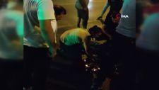 Pendik'te motosikletli genç hız kurbanı oldu
