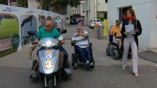 Beykoz'da engellileri darbeden sanık
