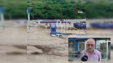 Bozkurt'ta 200 kişiyi kurtaran vatandaş konuştu