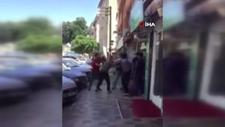 Bursa'da yabancı uyruklu 2 kişi arasında müşteri kavgası