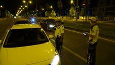 Diyarbakır'da alkollü sürücüler bir saatte 16 bin 148 TL ceza yedi