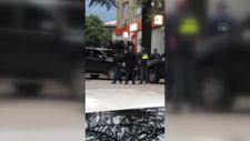 Gürcistan'da bankaya silahlı soygun girişiminde bulunan kişi gözaltına alındı