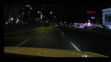 İstanbul'da 2 kişinin öldüğü motosiklet kazası kamerada