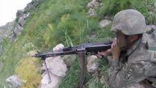 Pençe-Şimşek Harekatı'nda 3 terörist öldürüldü