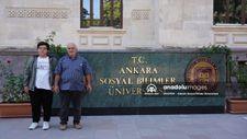 Sakarya'da emekli imam, üniversiteli oldu