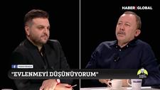 Sergen Yalçın'dan evlilik açıklaması: Düşünüyorum