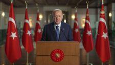 Cumhurbaşkanı Erdoğan'dan AK Parti Kadın Kolları'na mesaj