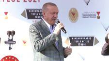 Erdoğan: Enflasyonu en kısa sürede kontrol altına alacağız