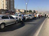 Kayseri'de zincirleme kaza: 8 yaralı