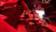 Kocaeli'de torpidodan 21 kilo eroin çıktı