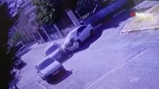 Pendik'te dört yol ağzında kaza