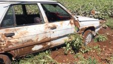Şanlıurfa'da köpeğe çarpmamak için otomobiliyle takla attı