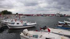 Tekirdağ'daki balıkçıların zorunlu 'poyraz' arası bugün bitiyor