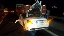 Adana-Gaziantep Otoyolu'nda feci kaza