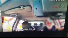 Bağcılar'da, taksiye ateş açan şahısların görüntüleri ortaya çıktı