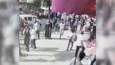 Fatih'te, alkollü şahıslarla esnaf arasında kavga çıktı