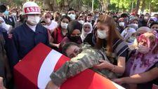 İdlib şehidi Mücahit Sınırtepe'nin eşinden yürek yakan sözler