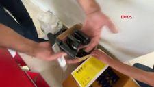 İstanbul'da kargo firmasının deposuna sahte alkol baskını