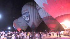 Ürgüp'te 49. Uluslararası Ürgüp Bağ Bozumu ve Balon Festivali