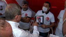 Ahmet Davutoğlu'na Diyarbakır ailelerinden sert tepki