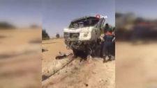 Cezayir'de katliam gibi kaza