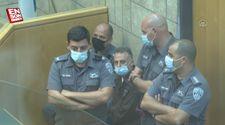 İsrail hapishanesinden kaçan Filistinli tutuklulara destek gösterisi