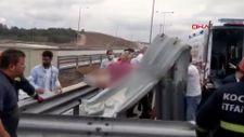 Kocaeli'de kazada hayatını kaybeden kadının balayından döndüğü ortaya çıktı
