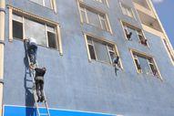 Muş'ta 6 katlı binada yangın: Can pazarı yaşandı