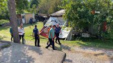 Sakarya'da ev basan ikili tüfekle vuruldu