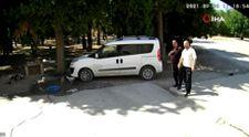 Şanlıurfa'da elektrik görevlisi olduğunu söyleyen hırsızlar kablo çaldı