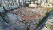 83 yıllık 5 Ocak Fatih Terim Stadı yıkıldı