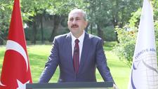 Abdulhamit Gül: Gözünüz bağlı, teraziniz şaşmaz olsun