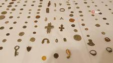 Amasya'da 312 tarihi eser ele geçirildi