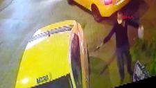 Ankara'da taksi durağında kardeşe silahlı saldırı güvenlik kamerasında