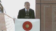 Cumhurbaşkanı Erdoğan: Hedeflerimiz, küresel senaryolara karşı bir başkaldırıdır