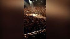 Danimarka'da 50 bin kişilik konser
