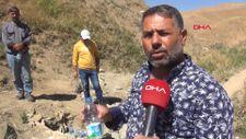 Muş'ta, 'Şifalı' sanılan pis suyu içmek için akın ediyorlar