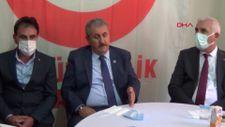 Mustafa Destici: Bizler Cumhur İttifakının içerisindeyiz