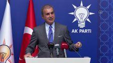 Ömer Çelik'ten AK Parti MYK sonrası açıklama