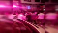 Sultangazi'de, asker eğlencesinde havai fişek kazası