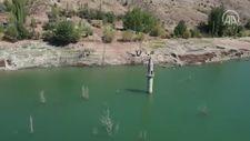 Türkiye'nin en uzun nehri Kızılırmak, kuraklık tehdidi altında