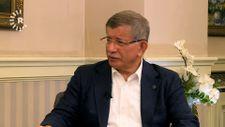 Davutoğlu: Suriye'de Kürtler için federasyon kararı alınırsa saygı gösterilmeli