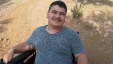 Doğuştan yürüme engelli Mehmet, yetkililerden yol istiyor